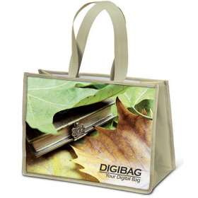 Product Image of Digi Canvas Shopper Bags