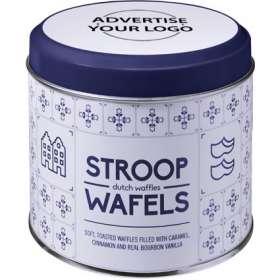 Dutch Stroop Caramel Waffles
