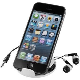 Earbud Smartphone Stands
