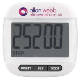 Easy View Pedometers