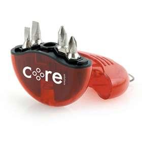 Economy Mini Screwdriver Keyrings
