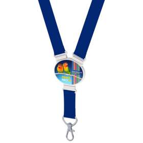 Oval Snap Lanyards