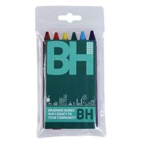 Product Image of Express Crayon 6 Packs