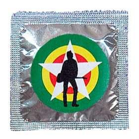 Express Printed Condom Foils