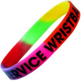 Express Silicone Wristbands