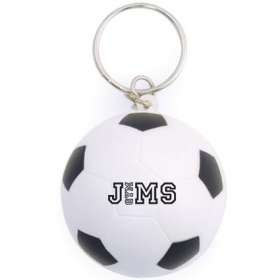 Express Stress Football Keyrings