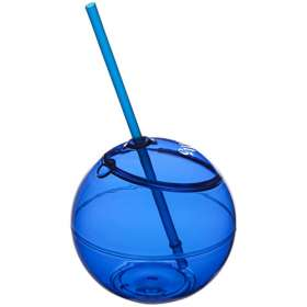 Fiesta Drinks Bowl and Straw