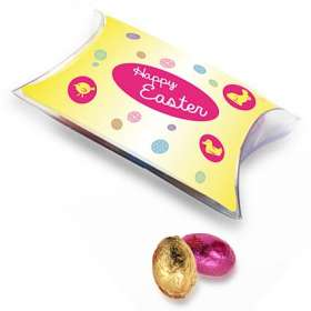 Foil Chocolate Egg Pouches