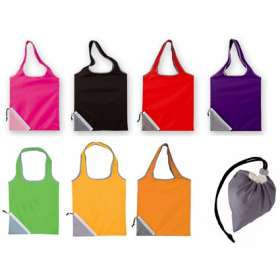 Fold Away Tote Bags - extra images