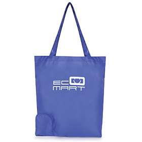 Foldable Polyester Shopper Bags - extra images