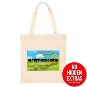 Product Image of Full Colour Cotton Tote Bag