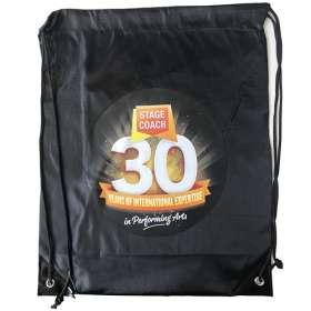Full Colour Drawstring Backpacks
