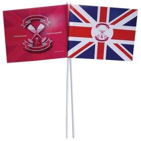 Full Colour Hand Flags