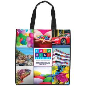 Full Colour Image Tote Bags