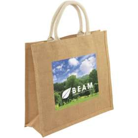 Product Image of Full Colour Jute Bag For Life