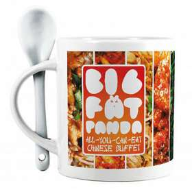 Product Image of Full Colour Spoon Mugs
