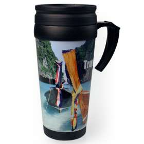 Full Colour Travel Mugs