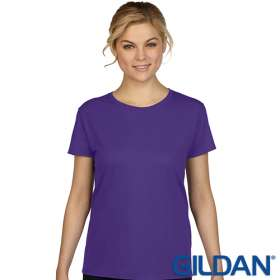 Gildan Ladies Heavy Cotton T Shirts