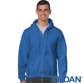 Gildan Zipped Hoodies
