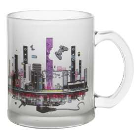 Glass Photo Mugs
