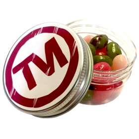 Gourmet Jelly Bean Candy Pots
