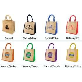 Halton Natural Jute Bag