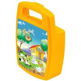 Handled Lunch Boxes