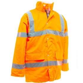 Hi Vis Safety Jackets - extra images