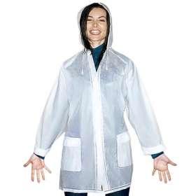 Hooded EVA Raincoats