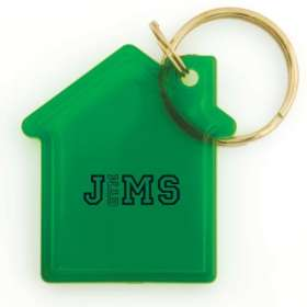 Product Image of House Shaped Keychains