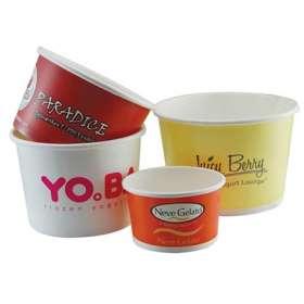 Ice Cream Pots