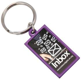 Impact Metal Keyrings