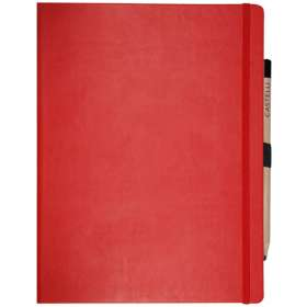 Ivory Tucson Large Notebooks with Pencil