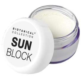 Jar of TOTAL Sun Block