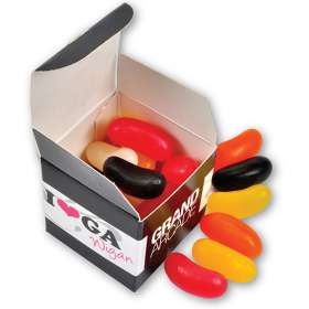 Jelly Bean Cube Boxes