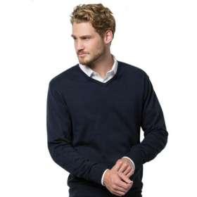 Kustom Kit Arundel Mens V Neck Sweatshirts