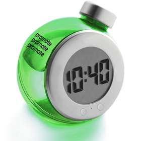 LCD Water Powered Desk Clocks