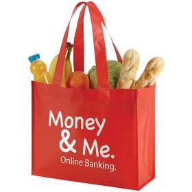 Laminated Shopper Bags