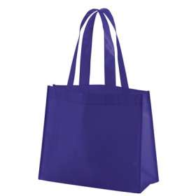 Laminated Shopper Bags - extra images