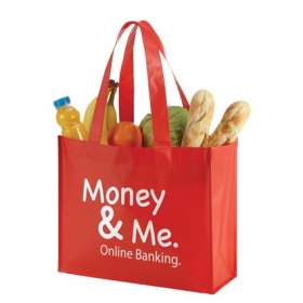 Laminated Shopper Bags