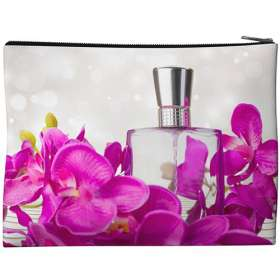 Lined Toiletry and Cosmetic Purses