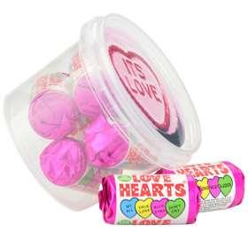 Love Heart Sweet Buckets