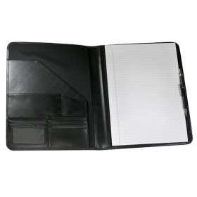 Malvern A4 Leather Conference Folders