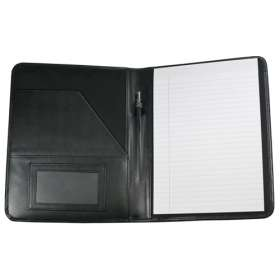 Malvern A5 Leather Conference Folders