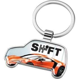 Product Image of Metal Car Keyrings