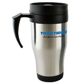 Metal Insulated Travel Mug