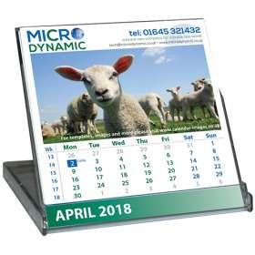 Micro CD Case Calendars