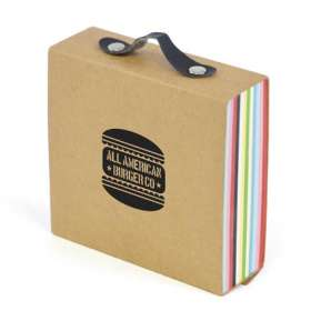 Mini Briefcase Note Blocks