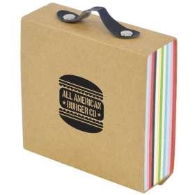 Mini Briefcase Note Blocks