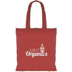 Product Image of Mini Coloured Cotton Shopper Bags